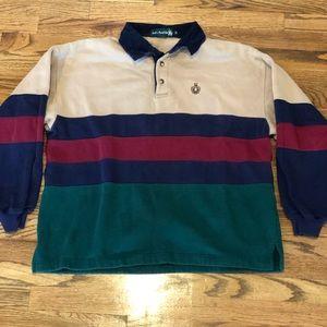 VINTAGE Rugby sweatshirt